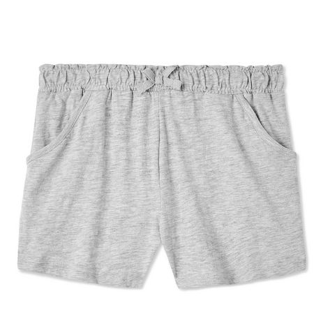 George Girls' Jersey Shorts - image 1 of 2