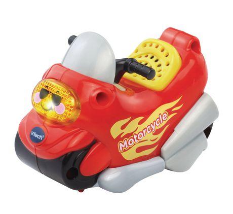 VTech Marvin, moto rapido Tut Tut Bolides - Version anglaise - image 2 de 2