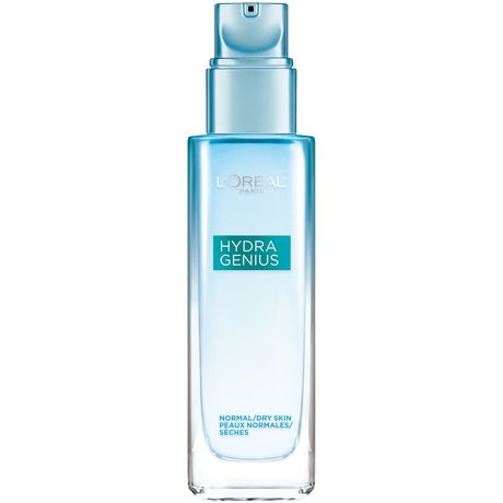 L'oreal Paris Hydra Genius Moisturizer Daily Liquid Care For Normal And Dry Skin by L'oreal Paris