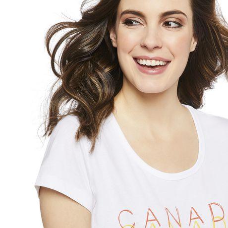T-shirt fête du Canada George pour femmes - image 4 de 6