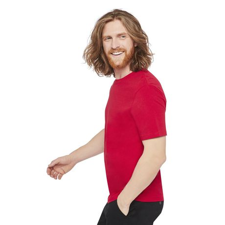 George Plus Mens Basic T-Shirt - image 2 of 6