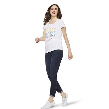 T-shirt fête du Canada George pour femmes - image 5 de 6