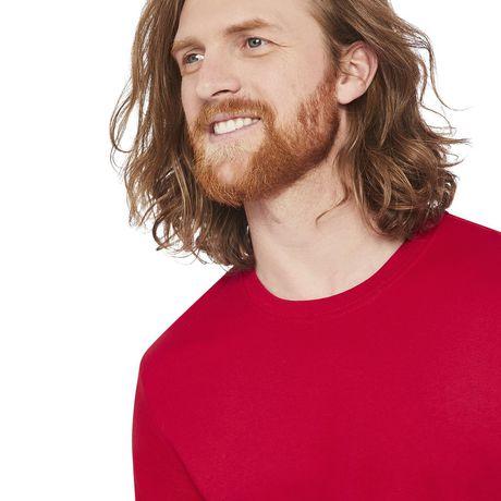 George Plus Mens Basic T-Shirt - image 4 of 6