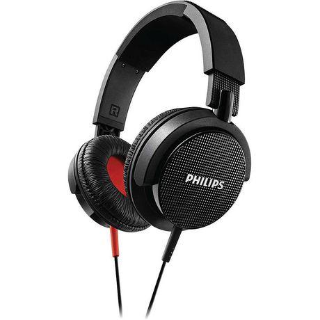 Philips SHL3100 DJ Style Headband Monitor Headphone - image 1 of 2