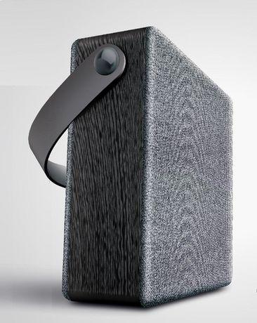 Sharper Image Luxury Fabric Mini Bluetooth Speaker Walmart Canada