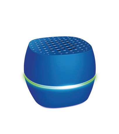 Polaroid Portable Mini Bluetooth Speaker with LED Accent ...