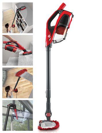 dirt devil 360 reach pro bagless stick vacuum cleaner. Black Bedroom Furniture Sets. Home Design Ideas