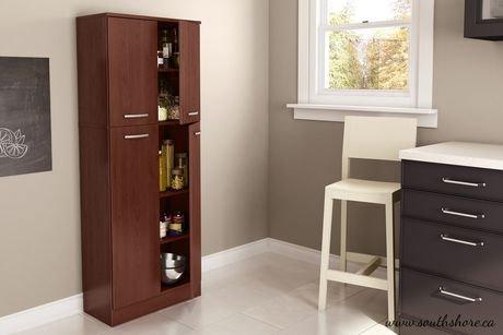 garde manger smart basics de meubles south shore walmart canada. Black Bedroom Furniture Sets. Home Design Ideas