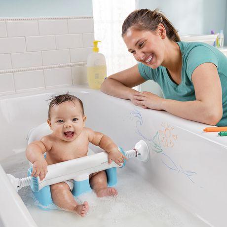 si ge de bain my bath seat de summer infant walmart canada. Black Bedroom Furniture Sets. Home Design Ideas