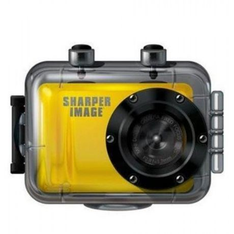 Sharper Image Full HD Waterproof Sports Action Camera ...