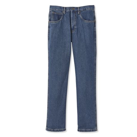 George Men's Straight Leg Jeans - image 6 of 6