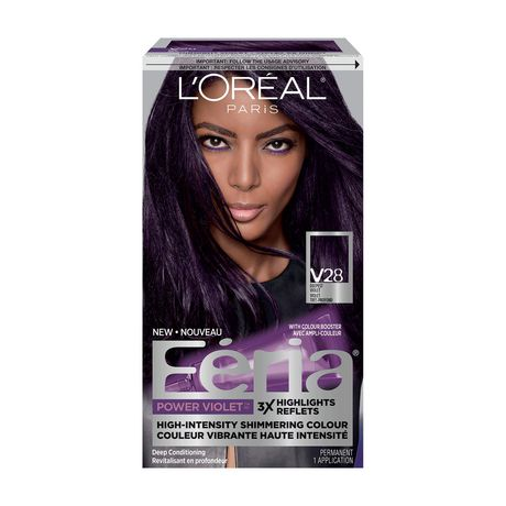 F 233 Ria Power Midnight Power Violet V28 Deepest Violet