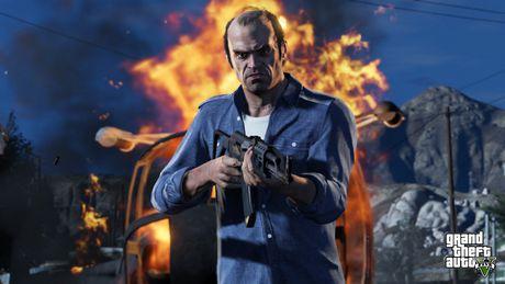 Jeu vidéo Grand Theft Auto V pour PS4 - image 2 de 8
