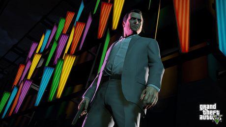 Jeu vidéo Grand Theft Auto V pour PS4 - image 3 de 8