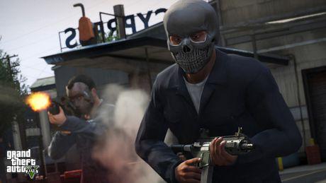 Jeu vidéo Grand Theft Auto V pour PS4 - image 7 de 8