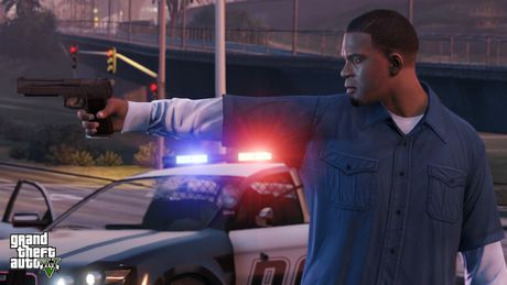 Grand Theft Auto V (PS3) - image 4 of 8