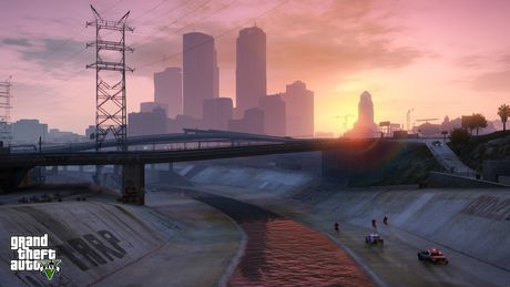 Grand Theft Auto V (PS3) - image 6 of 8