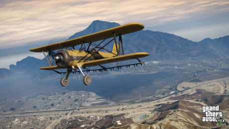 Grand Theft Auto V (PS3) - image 8 of 8