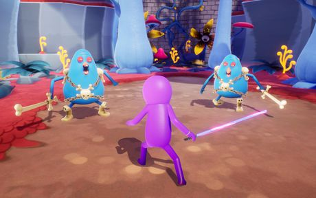 TROVER SAVES THE UNIVERSE (Playstation 4) - image 4 de 5