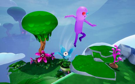 TROVER SAVES THE UNIVERSE (Playstation 4) - image 5 de 5