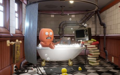 TROVER SAVES THE UNIVERSE (Playstation 4) - image 3 de 5