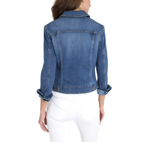 9a64341783 Jordache Women s Denim Jacket - image 2 ...