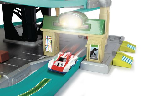 Adventure Force Ultimate Dino City Garage - image 5 of 9