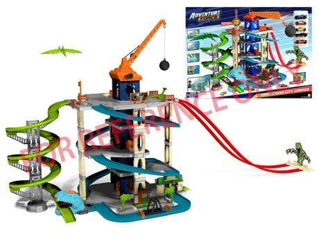 Adventure Force Ultimate Dino City Garage - image 6 of 9