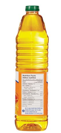 Great Value Peach Drink - image 2 of 3
