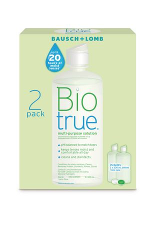 Bausch & Lomb Biotrue Multi Purpose Solution by Bausch & Lomb