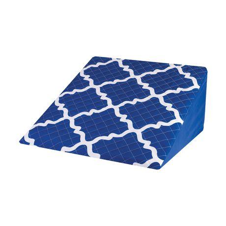 Taie d'oreiller compensé de lit hypoallergénique Premium de HealthSmart avec protection contre les déversements - image 1 de 3