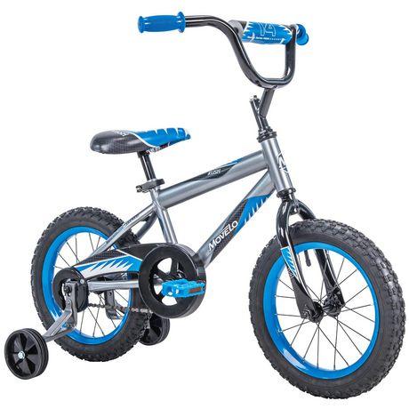 """Movelo Rush 14"""" Boys' Steel Bike - image 1 of 8"""