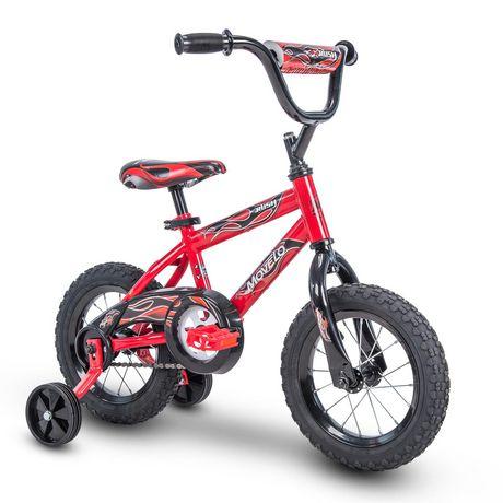 """Movelo Rush 12"""" Boys' Steel Bike - image 1 of 7"""