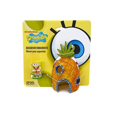 D coration maison en ananas bob l 39 ponge de penn plax for Decoration maison walmart