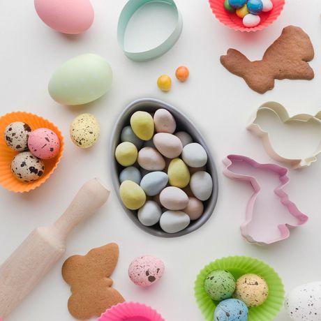 HERSHEY'S EGGIES Milk Chocolate Candy Easter Eggs - image 2 of 4
