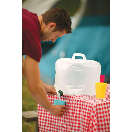 Coleman 5 Gallon Expandable Water Carrier - image 2 of 3