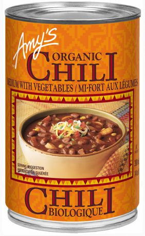 Amy's Kitchen Organic Medium Chili with Vegetables - image 1 of 1