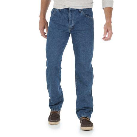 Wrangler HERO Regular Fit Men's Jeans - image 1 of 3