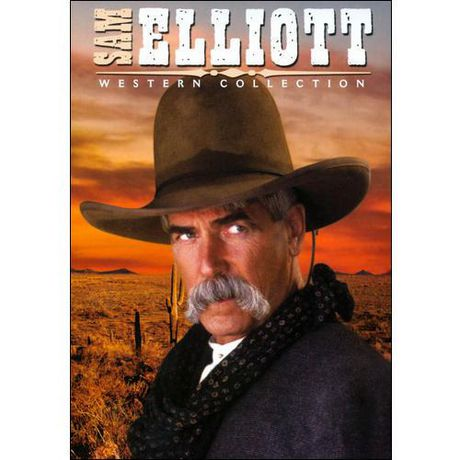 Sam Elliot Western Collection : Rough Riders / You Know My Name / The Desperate Trail - image 1 de 1