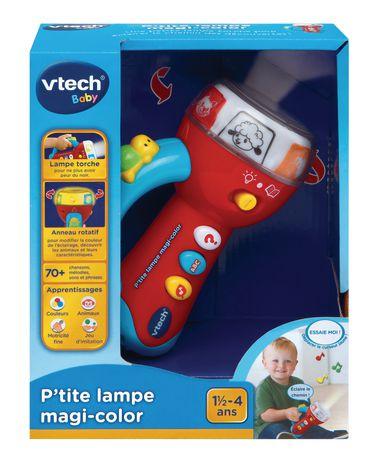 VTech P'tite lampe magi-color - Version française - image 3 de 3