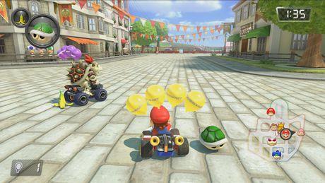 Mario Kart 8 Deluxe (Nintendo Switch) - image 2 de 9