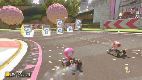 نتیجه تصویری برای Mario Kart 8 Deluxe