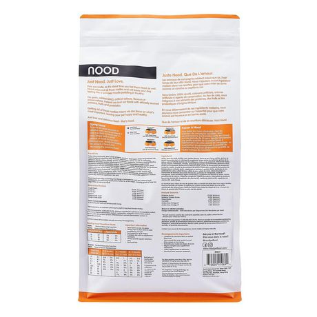 NOOD Large Breed Cage-Free Turkey and Lentil Dry Dog Food - image 2 of 9