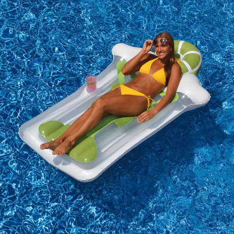 Swimline Margarita Matt 74 Inch Inflatable Pool Float