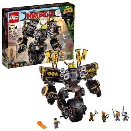 LEGO Ninjago Quake Mech (70632) - image 1 of 6