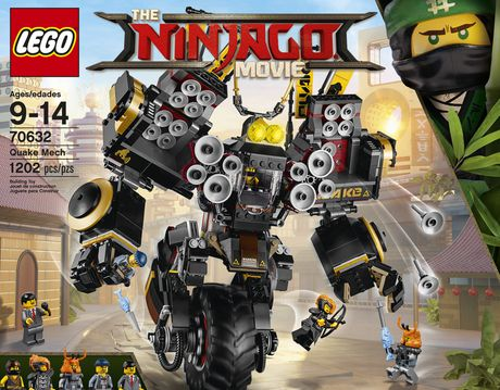 LEGO Ninjago Quake Mech (70632) - image 5 of 6