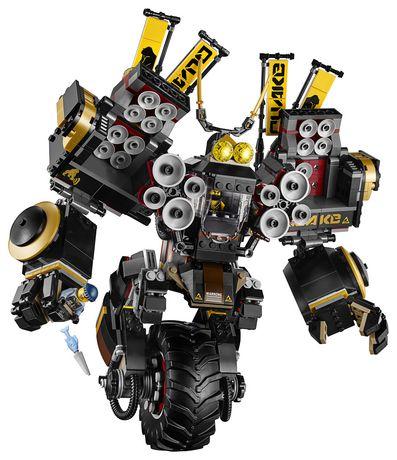 LEGO Ninjago Quake Mech (70632) - image 4 of 6