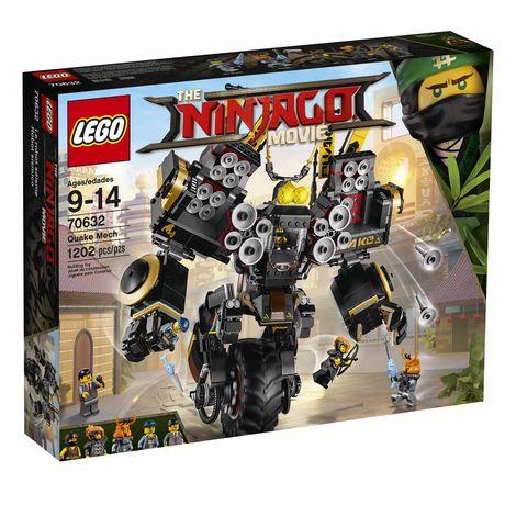 LEGO Ninjago Quake Mech (70632) - image 2 of 6
