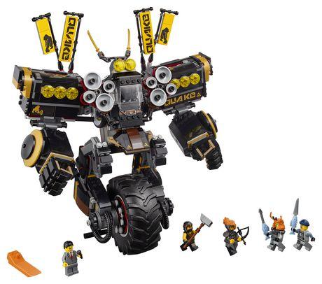 LEGO Ninjago Quake Mech (70632) - image 3 of 6