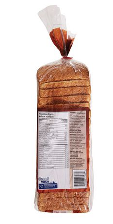 Great Value 100% Whole Wheat Bread - image 2 of 2